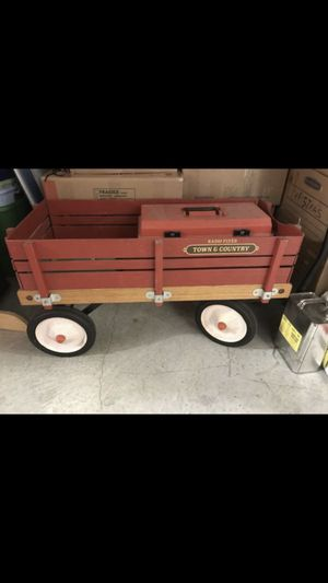 Radio Flyer Wagon-make an offer for Sale in Tamarac, FL