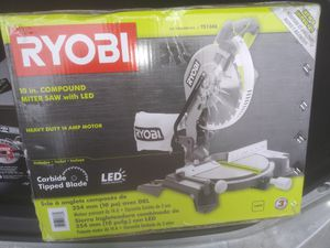 Ryobi table saw brand new in box for Sale in Oakland, CA