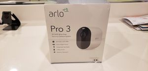 Arlo Pro 3 2K QHD Wire-Free Security Camera System for Sale in Las Vegas, NV