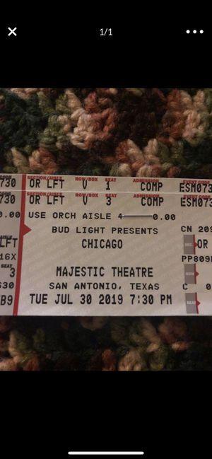 Chicago Live for Sale in San Antonio, TX