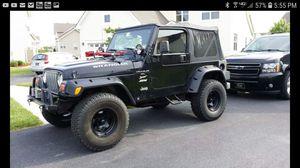 2000 Jeep Wrangler for Sale in Huntington Beach, CA