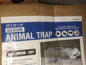 MEDIUM ANIMAL TRAP NEW! for Sale in Brownsville, TX