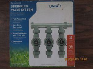 Orbit Sprinkler Valve System for Sale in Palm Desert, CA