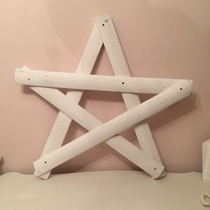 Large Wooden Star for Sale in White Plains, NY