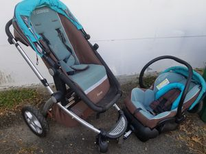 Maxi Cosi Foray stroller+ infant carseat system for Sale in Seattle, WA