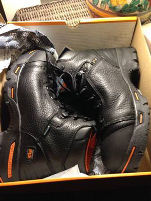 Timberland Pro Men's Winter Work Boots Electrician/Constructions Heavy Duty for Sale in New York, NY