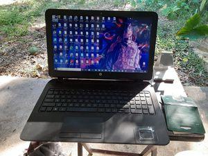 Hp 15 notebook for Sale in Atlantic Beach, FL