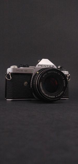Pentax ME Super SLR 35mm Film Camera Bundle for Sale in Denton, TX