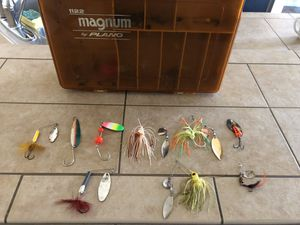Tackle box for Sale in Sumner, WA