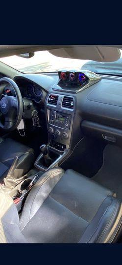2007 Subaru Wrx for Sale in Eastvale,  CA