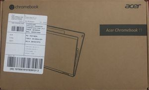 Acer Chromebook 11 laptop for Sale in Lake Elsinore, CA