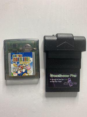 Super Mario and vintage gameshark bundle for Sale in Brier, WA