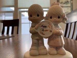 Precious Moments Happy Aniversary figurine for Sale in Smyrna, TN