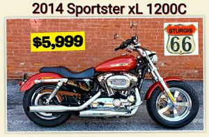 2014 Harley Davidson Sportster 1200 for Sale in Saint Paul, MO