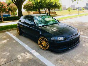 1993 Honda civic dx hatchback for Sale in Dallas, TX