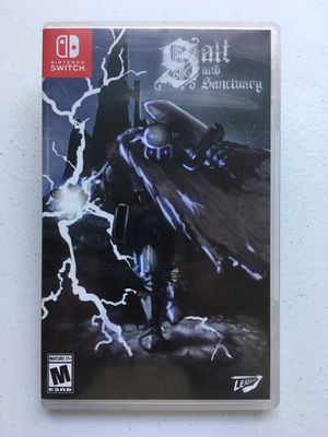 Salt and Sanctuary Nintendo Switch @VGs! for Sale in Austin, TX