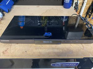 Samsung Blu Ray DVD player. No remote for Sale in Grapevine, TX