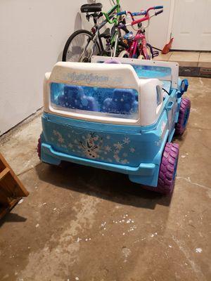 Frozen toy car for Sale in Houston, TX