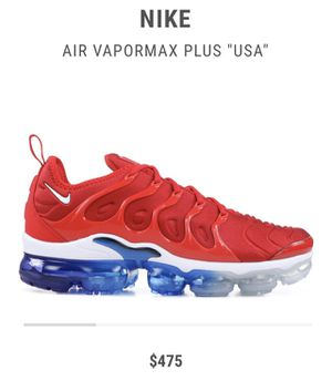 Nike vapor max plus limited edition for Sale in Grand Prairie, TX