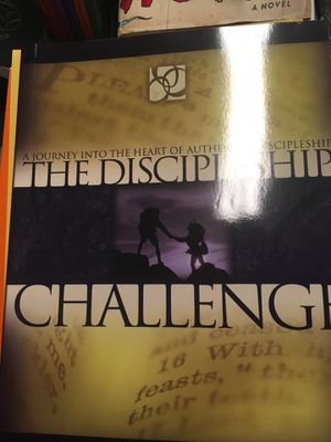 The discipleship challenge for Sale in New Smyrna Beach, FL