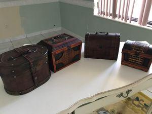 Boxes, Treasure Chest props for Sale in Miami, FL