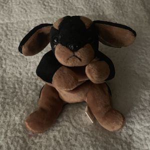 Doby Ty Beanie Baby Mint Condition $150 obo for Sale in Deerfield Beach, FL