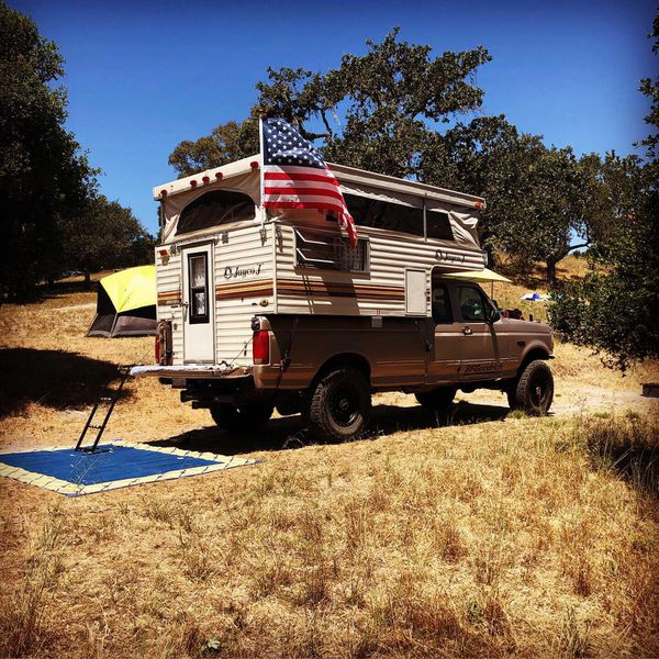 Jayco pop up truck camper