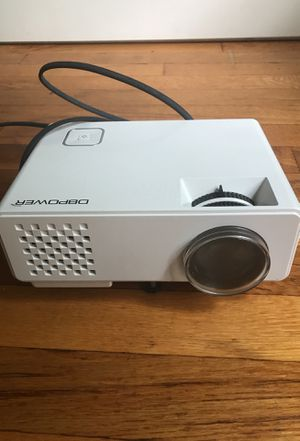 DBPOWER Projector for Sale in Bronx, NY