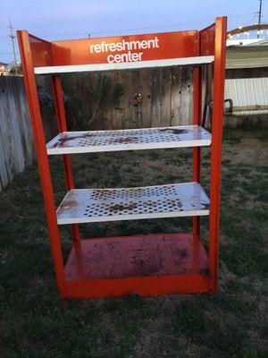 Coca Cola metal shelves for Sale in Oakley, CA