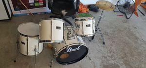 Pearl Export Drum Set for Sale in Lake Alfred, FL