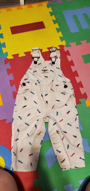 Baby Girls Oshkosh Overalls for Sale in El Cajon, CA