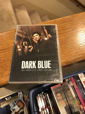 Dark Blue The Complete First Season DVD Brand New Factory Sealed 1 one tv series s1 rare oop discontinued for Sale in Buena Park, CA