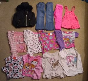 3T/4T toddler girls clothing bundle for Sale in Seattle, WA