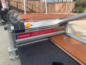 Norske wood flooring cutter for Sale in San Diego, CA