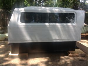 Homemade camper 8 foot long ready for camping for Sale in Grand Prairie, TX