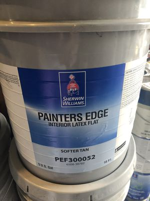 5 gallons interior paint for Sale in Tacoma, WA
