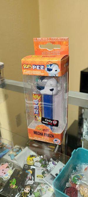 Mecha Frieza- Funko POP Pez- GameStop Exclusive- DragonBall Z for Sale in Cypress, CA