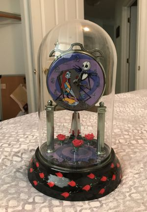 Nightmare before Christmas clock for Sale in Sacramento, CA