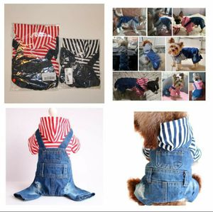 Pet Denim Outfit Costume - NEW for Sale in San Angelo, TX