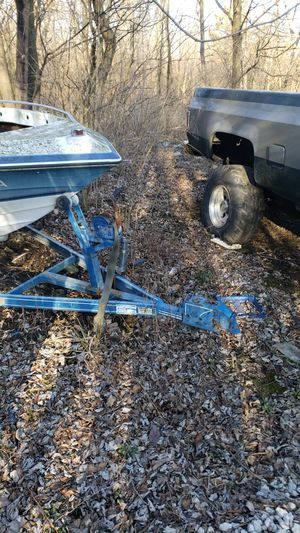 Project boat never finished Mercury crate motor for Sale in Orient, OH