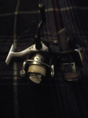 Two nice open face reels for Sale in Lincoln, NE
