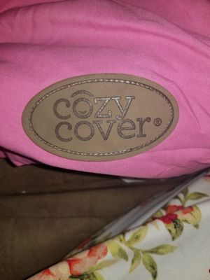 carseat cozy cover for Sale in Apache Junction, AZ