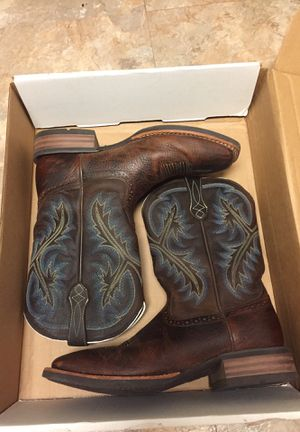 Men's Ariat Boots for Sale in San Angelo, TX