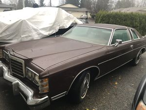 1978 Ford Ltd 460v8 classic daily driver with low mileage!! for Sale in Marysville, WA