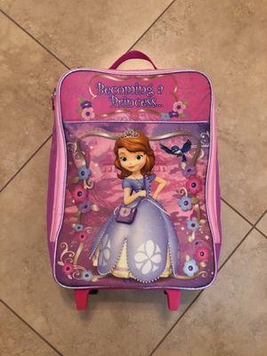 Princess luggage girls for Sale in Phoenix, AZ