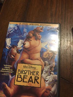 Brother Bear 2 Disc Especial Edition for Sale in Tamarac, FL