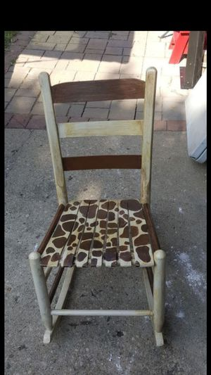 Kids Rocking chair for Sale in Columbus, OH