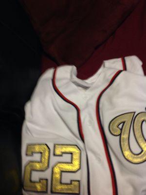2019 Juan Soto Authentic jersey for Sale in Falls Church, VA