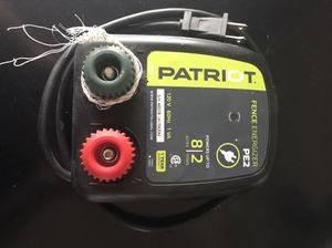 Patriot fence energizer for Sale in East Wenatchee, WA