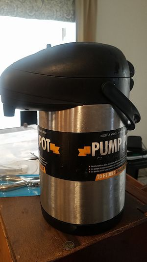 Pump pot for Sale in Milford, DE